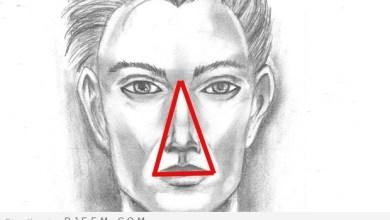 Photo of ما مثلث الخطر في الوجه؟ وكيف تتعامل معه؟