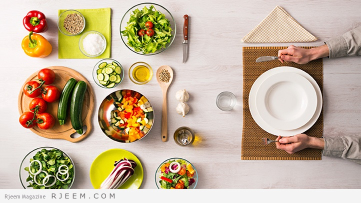 Photo of أطعمة بسيطة تساعدكِ فى الحد من شهيتك وخسارة المزيد من الوزن