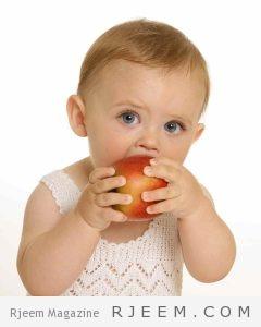 أكلات ممنوعة عن طفلك فى حاله الإسهال الشديد