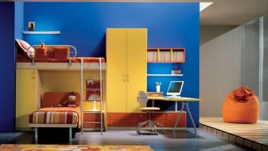 Photo of بالصور: غرف نوم للأطفال بسريرين