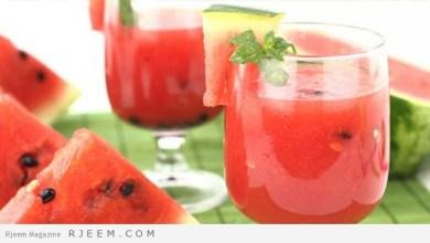 Photo of استعدي لرمضان وتعلمي كيفية تجهيز عصير البطيخ