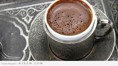 Photo of خطوات تجهيز القهوة التركية بالرغوة