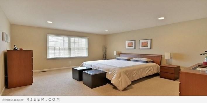 غرف نوم مودرن لشخصين