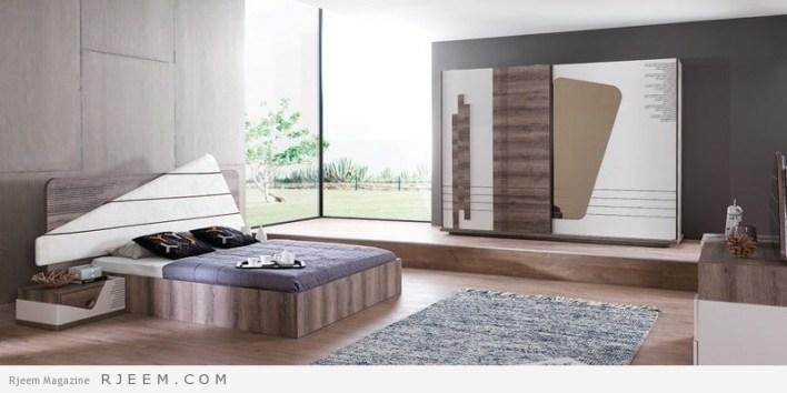 احدث غرف نوم عرسان كاملة باروع تصميم