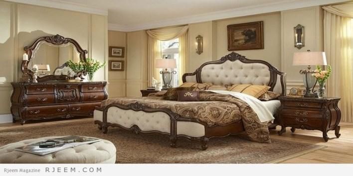 غرف نوم كلاسيك ايكيا