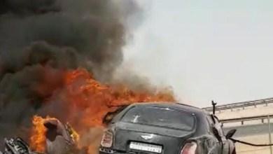 Photo of «المرور» تكشف لغز «سيارة البنتلي».. وتوجه رسالة لجميع المواطنين
