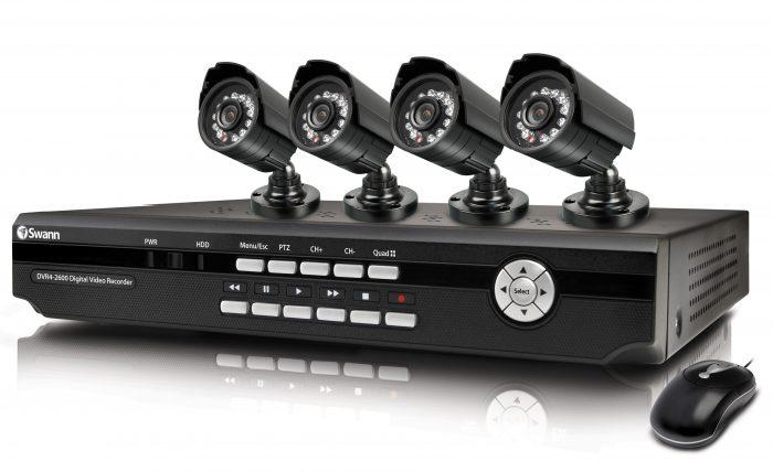 كاميرات المراقبة DVR