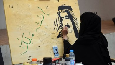 Photo of بالصور: الاحتفالات تعم السعودية في يومها الوطني