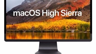 Photo of كل ما تريد معرفته حول نظام آبل macOS High Sierra