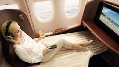 Photo of تعرف على مستويات الخدمة على متن الطائرة
