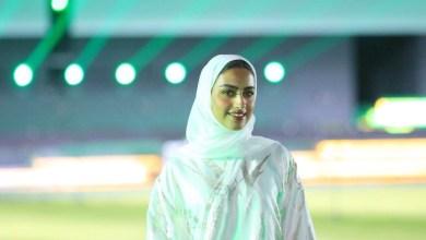Photo of يارا النملة.. أول شابة سعودية تمثل المرأة باحتفالات اليوم الوطني