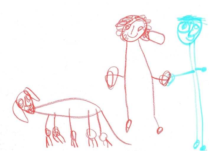 ارشاد الأطفال بالفن