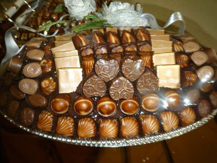 محلات الشوكولاتة