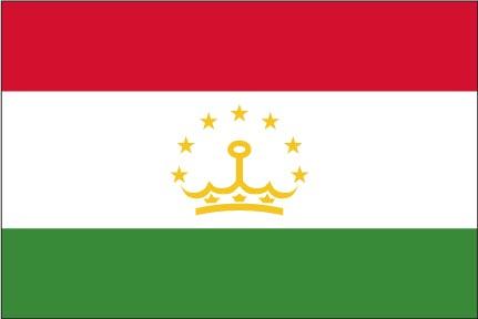 علم طاجكستان