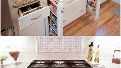 Photo of 10 حيل لاستيعاب جميع الأدوات في المطبخ