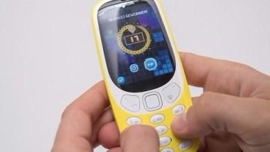 """Photo of إصدار """"ثري جي"""" من هاتف نوكيا 3310 الكلاسيكي"""