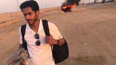 Photo of احتراق سيارة حكم مباراة الأهلي والفيصلي.. وآل الشيخ يمنحه 200 ألف