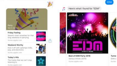 """Photo of """"أبل فيس بوك ميوزيك"""" تطلق تطبيقاً لتشغيل الموسيقى حسب الإيموجي"""