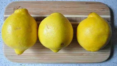 Photo of وصفات الليمون لتبييض الإبطين