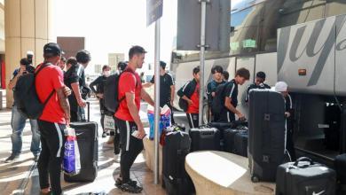 Photo of بعثة أوراوا تصل الرياض وصافرة أردنية تقود الذهاب