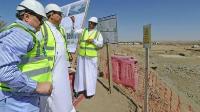 "Photo of رئيس ""الطيران المدني"" يتفقد مشروع مطار أبها الجديد"