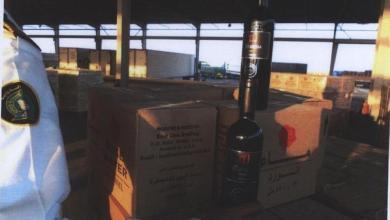 Photo of جمرك البطحاء يحبط تهريب أكثر من 15 ألف زجاجة خمر