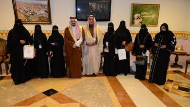 Photo of أمير عسير يعلن أسماء الفائزين بجائزة الملك خالد في 2017