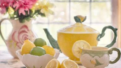 Photo of فوائد شرب الشاى و الليمون
