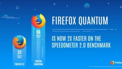"Photo of 3 أسباب تدفعك للانتقال إلى متصفح ""Firefox Quantum"""