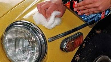 Photo of طريقة ازالة خدوش السيارة بالتنر