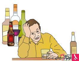 "Photo of شرب الخمر ""الكحول"""