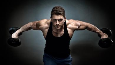 Photo of لعضلات صدر وذراعين أضخم.. اختتم يومك في الجيم بهذه التمارين (فيديو)