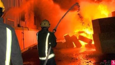 Photo of العراق: إصابة عشرات الزوار الإيرانيين في حريق فندق