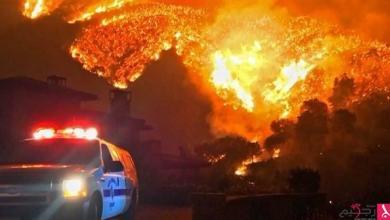 Photo of أوامر إخلاء جديدة بسبب حرائق الغابات في كاليفورنيا