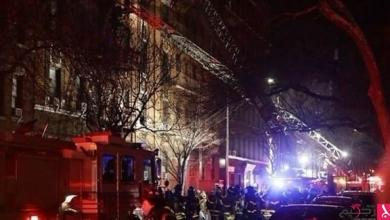 Photo of 12 قتيلاً في حريق بشقة في نيويورك