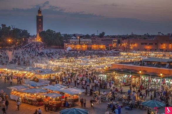 أكثر 10 وجهات سياحية بحثاً على غوغل في 2017 - مجلة رجيم