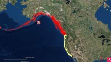 Photo of زلزال قوته 8.2 درجة قبالة ألاسكا وتحذيرات من تسونامي