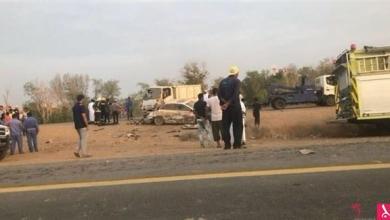 Photo of مقتل وإصابة 22 مقيماً في حادث مروع بالسعودية