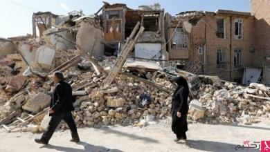 Photo of زلزال بقوة 5.1 درجة يهز غرب إيران