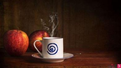 Photo of تفاحة تغنيك عن قهوة الصباح!
