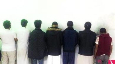 Photo of شرطة الرياض تطيح بـ7 جناة شكلوا عصابة لنشل المصلين وارتكبوا 42 حادثة سرقة