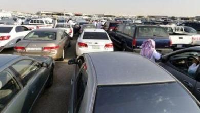 Photo of نقل حراج السيارات من النسيم إلى مزاد التعمير بحي الرمال