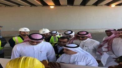 Photo of نائب وزير النقل يفتتح أسفل جسر بريمان جدة