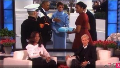 Photo of ميشيل أوباما تكشف عن هدية ميلانيا ترامب