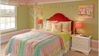 Photo of 10 أفكار لديكور غرف الأطفال بالخطوط والنقوش الملونة