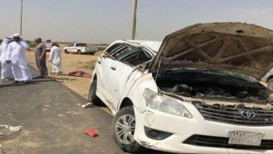 Photo of وفاة معلمتان وإصابة اثنتان إثر حادث بطريق صبيا ـ بيش