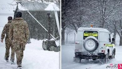 Photo of في أسوأ موجة للثلوج.. بريطانيا تستدعي الجيش وإيرلندا تصاب بالشلل التام