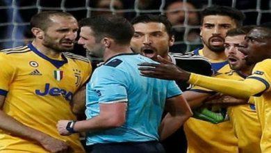 Photo of تهديد حكم قمة ريال مدريد ويوفنتوس