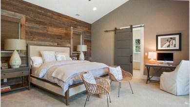 Photo of 10 أفكار لاستخدام الأخشاب القديمة في ديكور غرفة النوم