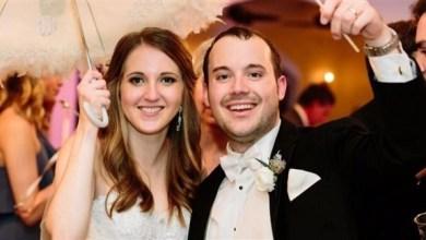 Photo of عروسان يكتشفان أنهما ولدا في نفس اليوم ونفس المستشفى